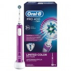 Oral B Periuta electrica Oral B PRO 400 Cross Action Mov