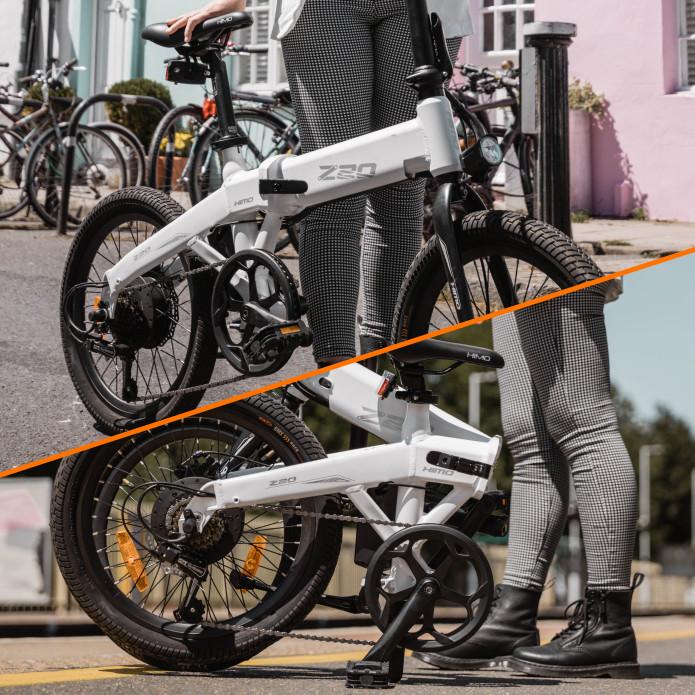 bicicleta pentru a îmbunătăți vederea)