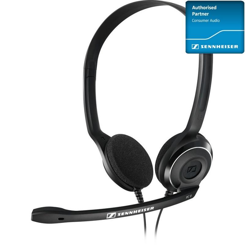 Casca Office/Call Center Sennheiser PC 8 USB