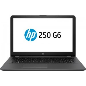 """Notebook / Laptop HP 15.6"""" 250 G6, HD, Procesor Intel® Core™ i3-6006U (3M Cache, 2.00 GHz), 4GB DDR4, 1TB, GMA HD 520, FreeDos, Dark Ash Silver"""