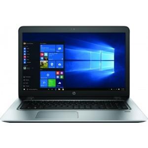 Notebook / Laptop HP 17.3'' ProBook 470 G4, FHD, Procesor Intel® Core™ i5-7200U (3M Cache, up to 3.10 GHz), 8GB DDR4, 1TB + 256GB SSD, GeForce 930MX 2GB, FingerPrint Reader, Win 10 Pro, Silver