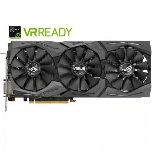 Placa video ASUS GeForce GTX 1080 STRIX GAMING A8G 8GB DDR5X 256-bit