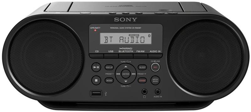 Mini-sistem audio Sony ZSRS60BT Black