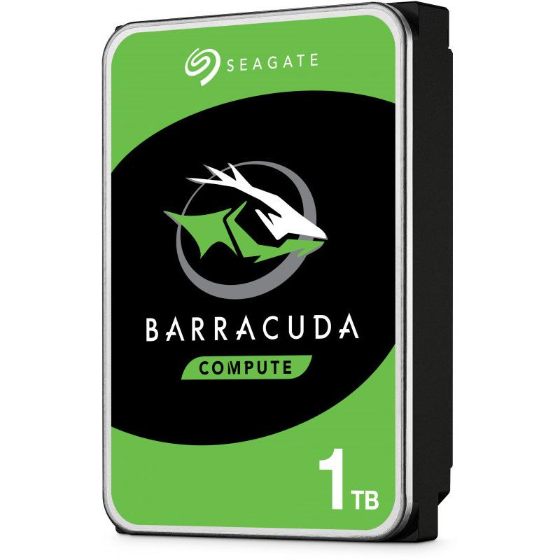 Hard disk Seagate BarraCuda 1TB SATA-III 7200RPM 64MB [3]