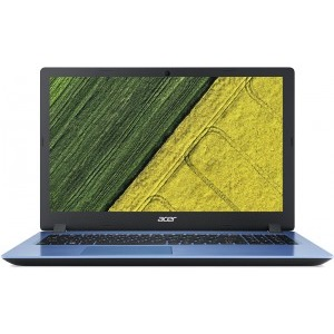 Notebook / Laptop Acer 15.6'' Aspire 3 A315-31, HD, Procesor Intel® Celeron® N3350 (2M Cache, up to 2.4 GHz), 4GB, 500GB, GMA HD 500, Linux, Blue