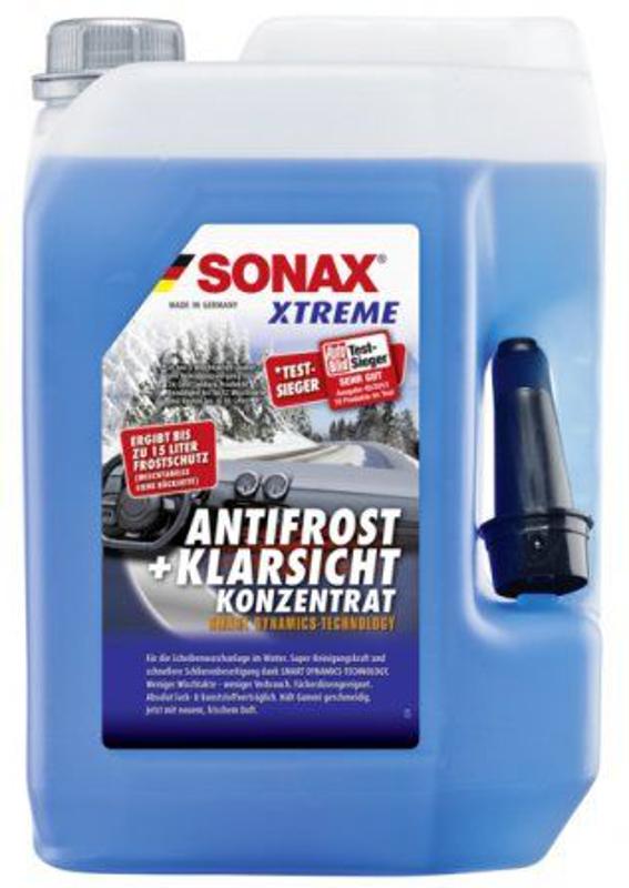 Lichid parbriz Sonax Concentrat Extreme, 5l