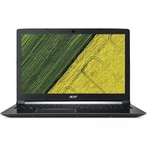 Notebook / Laptop Acer 15.6'' Aspire 7 A715-71G, FHD, Procesor Intel® Core™ i5-7300HQ (6M Cache, up to 3.50 GHz), 4GB DDR4, 1TB, GeForce GTX 1050 2GB, Linux, Black