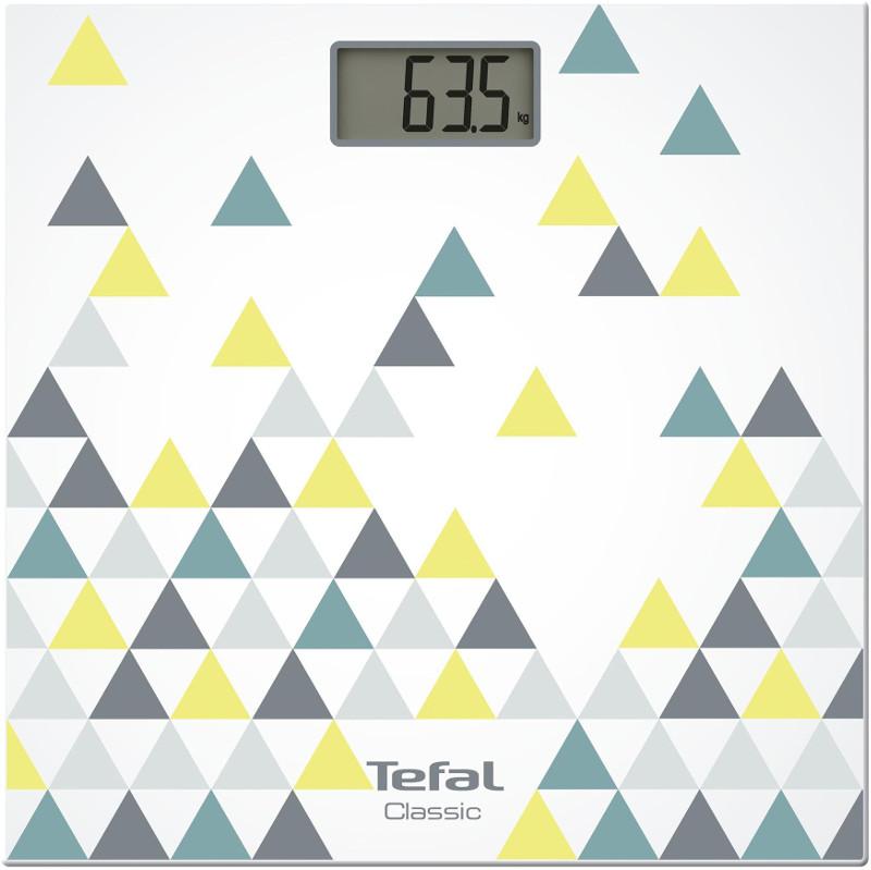 Cantar Tefal Décor PP1145V0 Alb