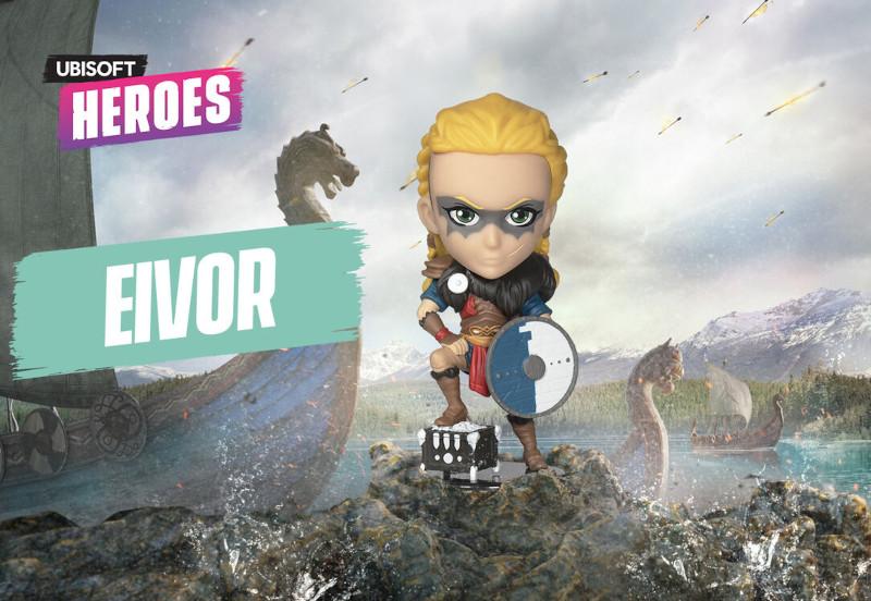 Ubisoft HEROES - EIVOR FEMALE FIGURINE