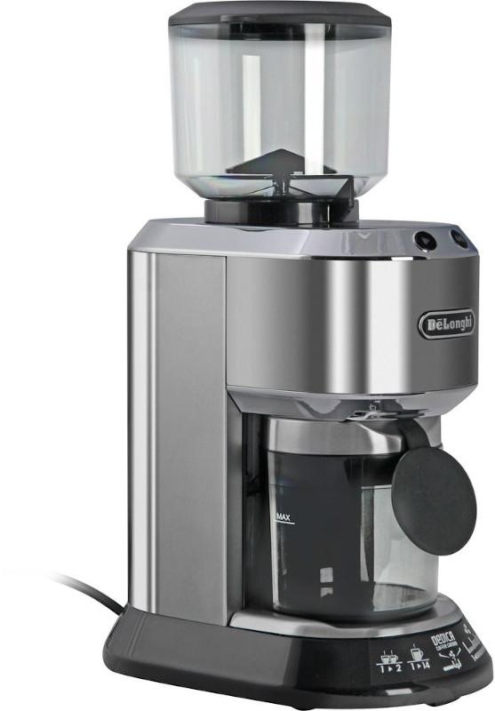 Rasnita de cafea DeLonghi Dedica KG 521.M