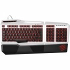 Tastatura gaming MAD CATZ S.T.R.I.K.E. 3 white