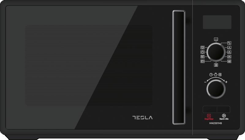 Cuptor cu microunde Tesla MW2391MB
