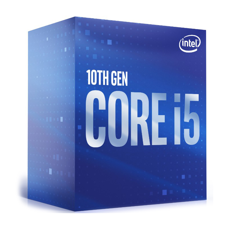 Procesor Intel Comet Lake, Core i5 10500 3.1GHz box 2