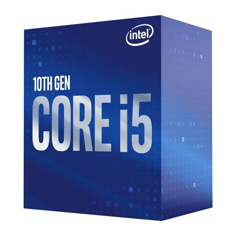 Procesor Intel Comet Lake, Core i5 10500 3.1GHz box