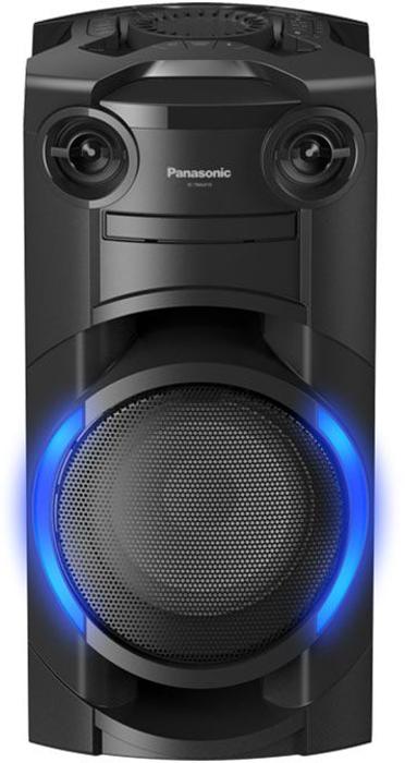 Mini-sistem audio Panasonic High Power SC-TMAX10E-K, 300W,AIRQUAKE BASS, Black