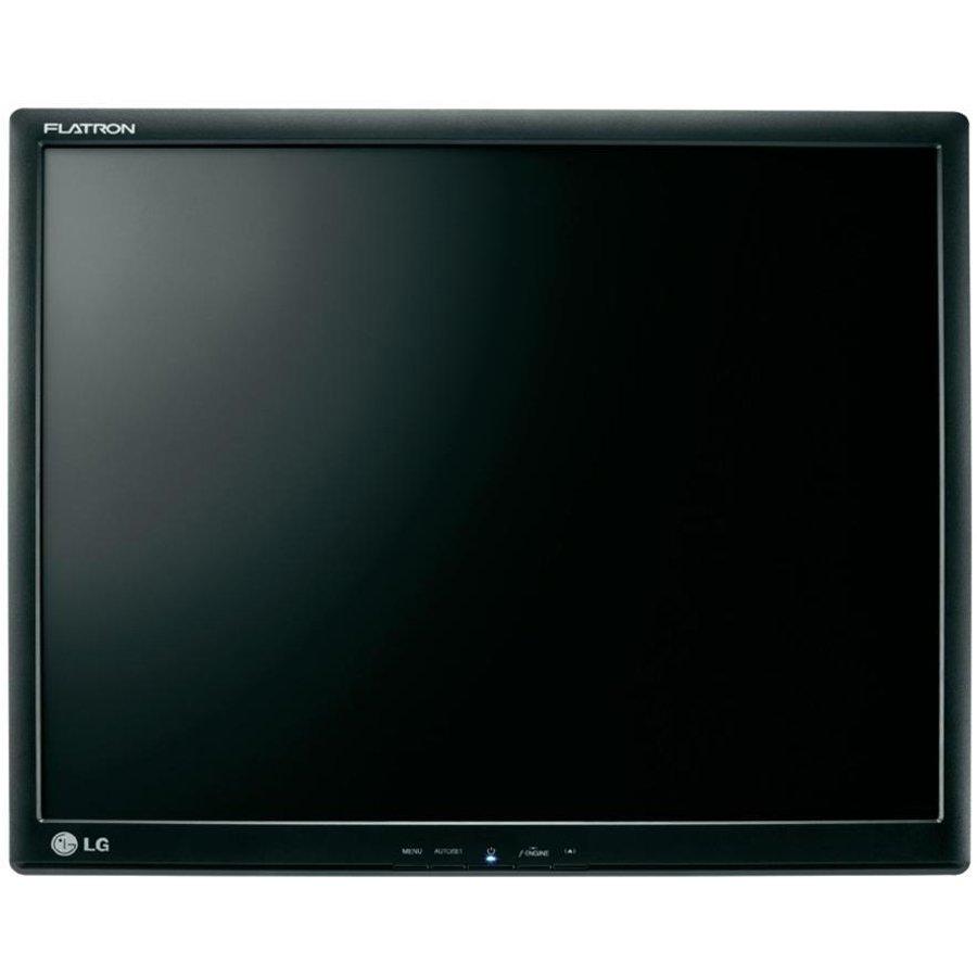 Monitor Touchscreen LG 19MB15T-I 19 inch 5ms black