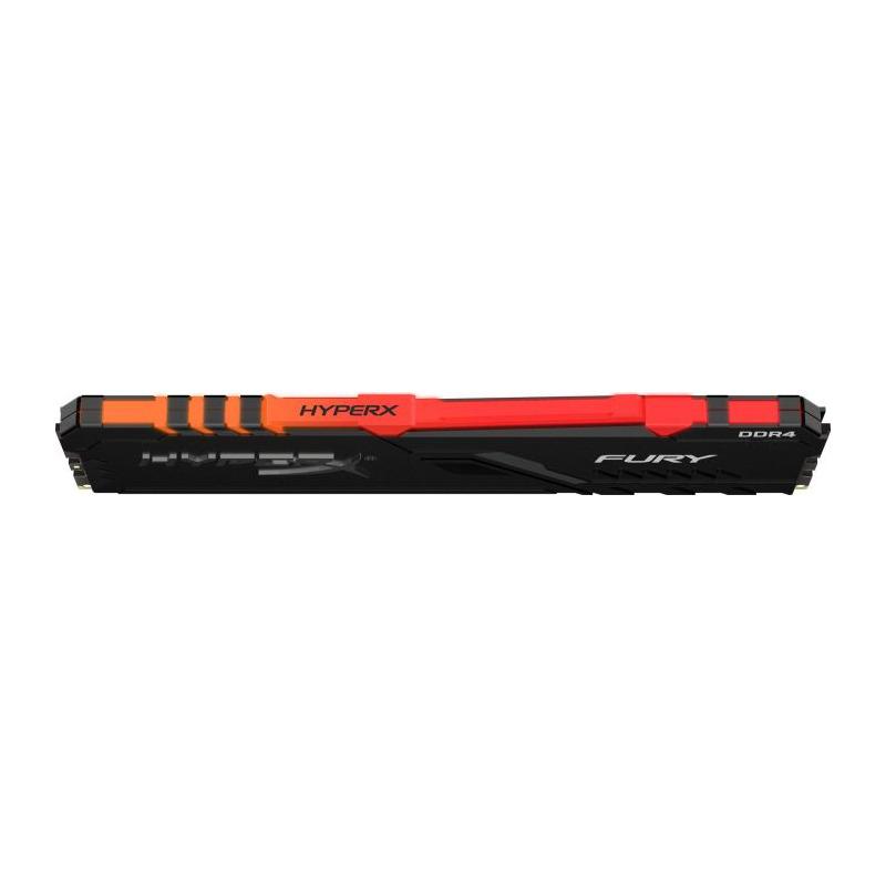 Memorie HyperX Fury RGB 8GB DDR4 2666MHz CL16 2