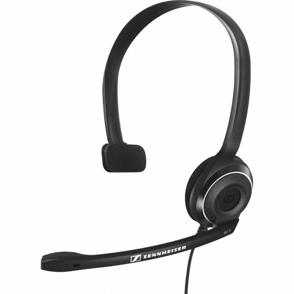 Casca Office/Call Center Sennheiser Over-Head PC 7 USB