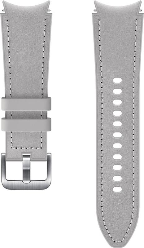 Curea Samsung Hibrid Band Classic S/M Silver pentru Galaxy Watch 4/Classic