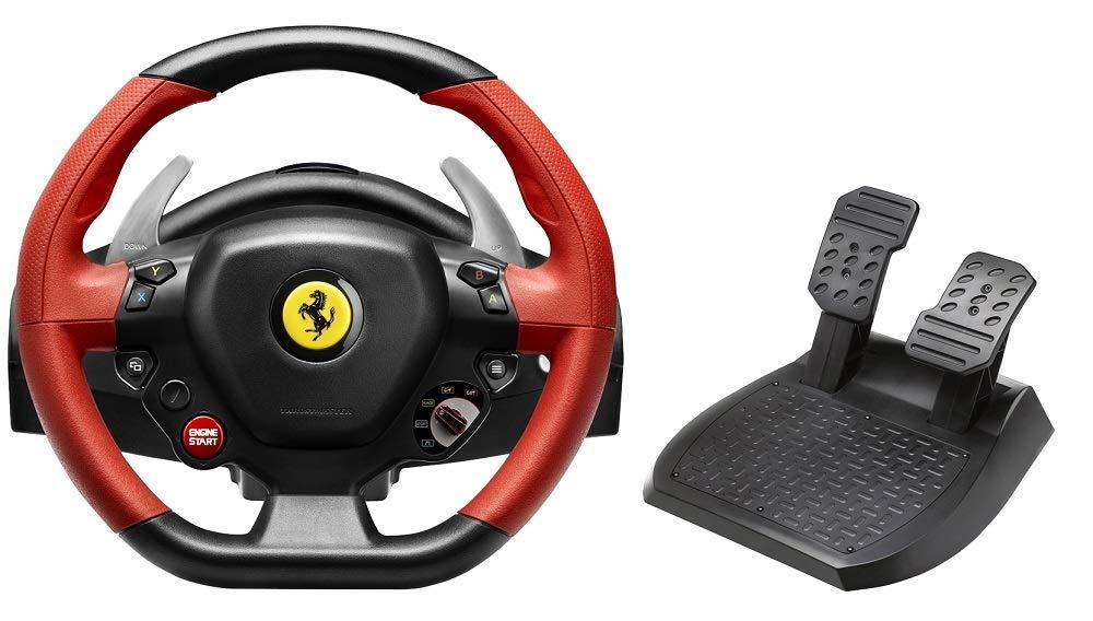 Volan Thrustmaster Ferrari 458 Spider pentru Xbox One & Xbox Series X|S