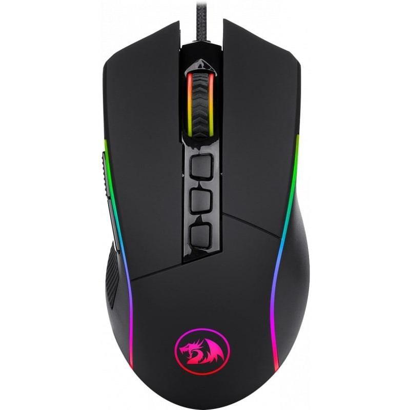 Mouse Gaming Redragon Lonewolf 2 RGB