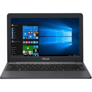 Notebook / Laptop ASUS 11.6'' VivoBook E12 E203NA, HD, Procesor Intel® Celeron® N3350 (2M Cache, up to 2.4 GHz), 4GB, 32GB eMMC, GMA HD 500, Win 10 Home, Star Grey