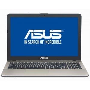 Notebook / Laptop ASUS 15.6'' VivoBook X541UA, HD, Procesor Intel® Core™ i3-7100U (3M Cache, 2.40 GHz), 4GB DDR4, 500GB, GMA HD 620, Endless OS, Chocolate Black, no ODD