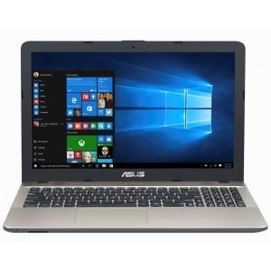 Notebook / Laptop ASUS 15.6'' VivoBook X541UA, HD, Procesor Intel® Core™ i3-7100U (3M Cache, 2.40 GHz), 4GB DDR4, 500GB, GMA HD 620, Win 10 Home, Chocolate Black